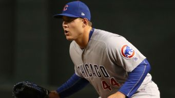 Anthony Rizzo Joins Exclusive Club in Cubs' Win