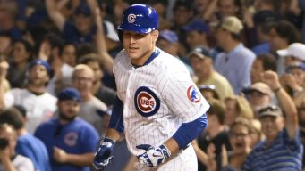 Rizzo Joins Exclusive Club With Grand Slam