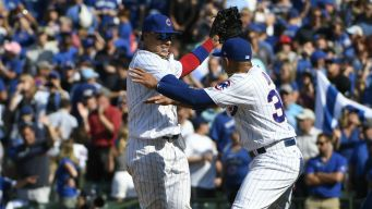 Arrieta, Baez Help Cubs to Win Over Blue Jays