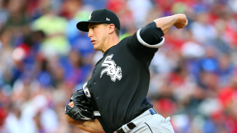 White Sox Fall to Rangers, 17-7