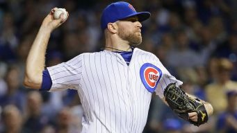 Wade Davis Sets New Cubs Record in Win