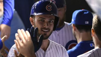 Bryant Makes History Again for Cubs Saturday