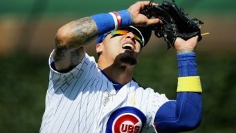 Baez Leaves Cubs Game After Suffering Apparent Injury