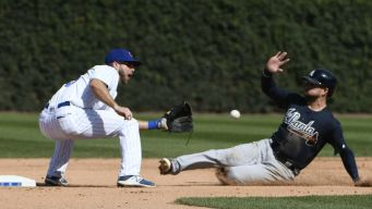 Fried's Strong Pitching Snaps Cubs' Winning Streak