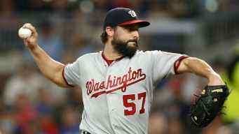 Cubs, Nationals Announce Pitchers for Game 4
