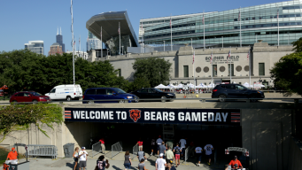 Bears Fans Ready for Game Against Packers