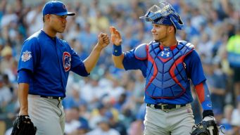 Cubs Set NLCS Game 1 Lineup vs. Dodgers