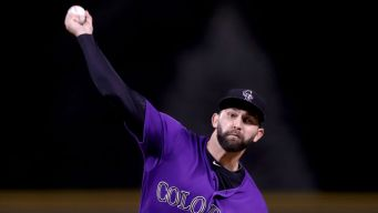 Cubs Sign Tyler Chatwood to 3-Year Deal