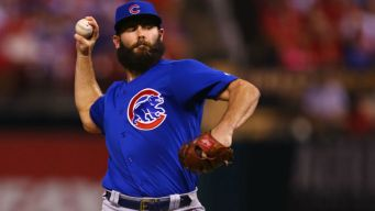 Arrieta Scratched From Sunday Start vs. Reds