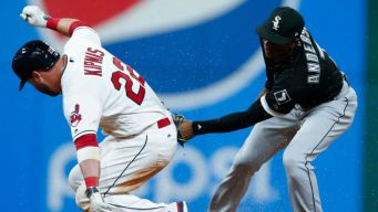 White Sox Blown Out by Indians 10-1