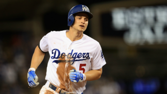 Shortstop Corey Seager Dropped From Dodgers' NLCS Roster