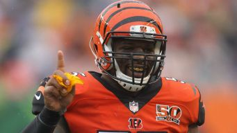 6 Bengals Ruled Out, Amos Doubtful for Bears