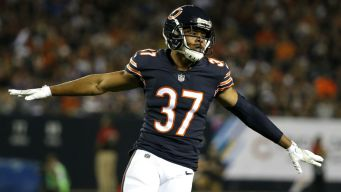 Trevathan, Sims Miss Bears Practice