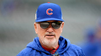 Maddon Unveils Newest Slogan for Cubs