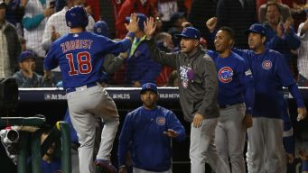 Cubs Beat Nationals, Advance to NLCS