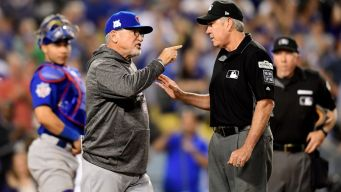 Maddon Compares MLB Rule to Controversial Cook County Tax