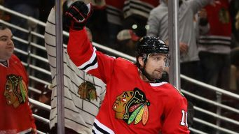 Patrick Sharp Reveals Favorite Christmas Tune