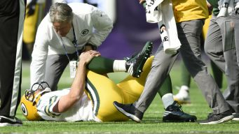 Rodgers Could Miss Remainder of Packers' Season