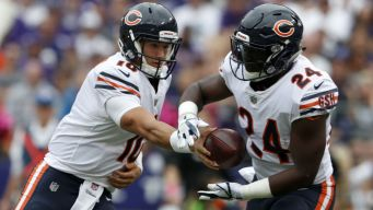 Bears Blow Lead, But Score Overtime Win Over Ravens