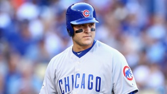 Rizzo's Status for Home Opener Remains Unclear