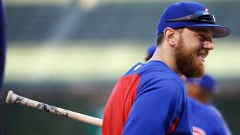 Zobrist Set to Make Spring Debut for Cubs