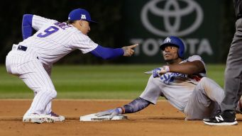 Baez, Cubs' Twitter Account Have Fun Despite Game 3 Loss
