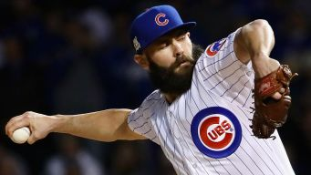 Arrieta Confident Cubs Can Come Back in NLCS