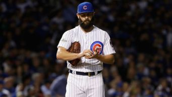 Report: Cubs Interested Arrieta if Price is Right