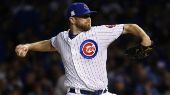 Report: Arrieta, Davis Turn Down Cubs' Qualifying Offers