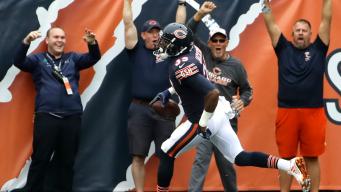 Eagles vs. Bears: Thursday Injury Report