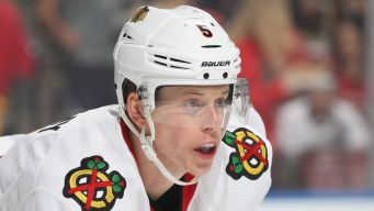 Blackhawks Activate Murphy From I.R.