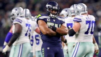 Wagner, Baldwin Both Ruled Out for Seahawks