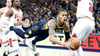 Pacers Blow Out Bulls 125-86