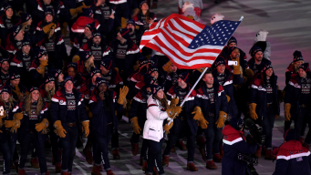 Team USA Picks Flag Bearer for Closing Ceremony