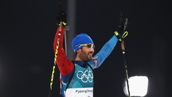 Fourcade Edges Out Schempp in 15km Mass Start