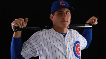 Rizzo, Contreras Homer as Cubs Notch First Spring Win