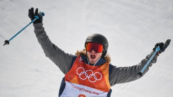 Wise Defends Title as US Dominates Men's Freeski Halfpipe