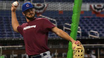 Cubs, Marlins Honor Stoneman Douglas Shooting Victims