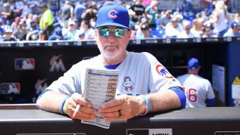 Barnette Latest Cubs Bullpen Arm to Go Down