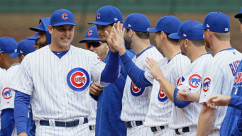 Cubs' Rizzo Activated From 10-Day DL