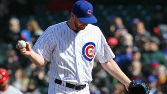 Cubs Place Eddie Butler on Disabled List