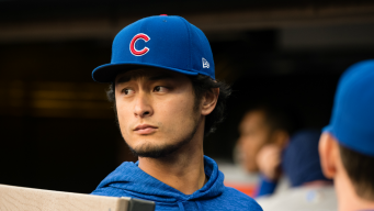Chicago Cubs Place Yu Darvish on Disabled List
