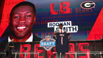Bears, First-Round Pick Roquan Smith Close to Deal: Reports