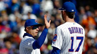 Baez, Bryant Highlight Cubs' Growing List of Injuries