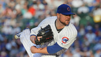 Jon Lester Won't Pitch in MLB All-Star Game