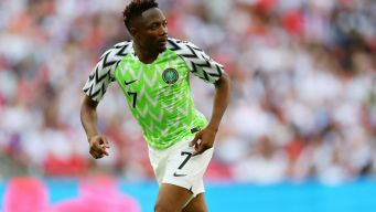 Nigeria World Cup Jerseys Fly Off Shelves