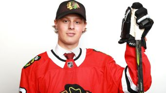 Blackhawks Sign Boqvist to Entry Level Deal
