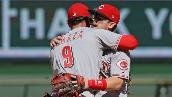 Cubs' Winning Streak Snapped in Loss to Reds