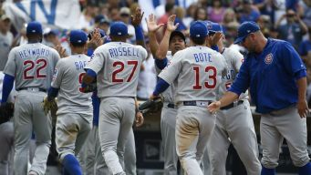 First Place Cubs Sweep Padres in San Diego