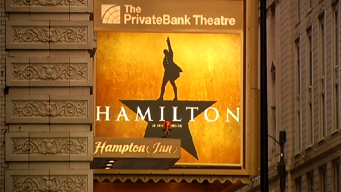 'Hamilton' to Make Highly Anticipated Chicago Debut Tonight